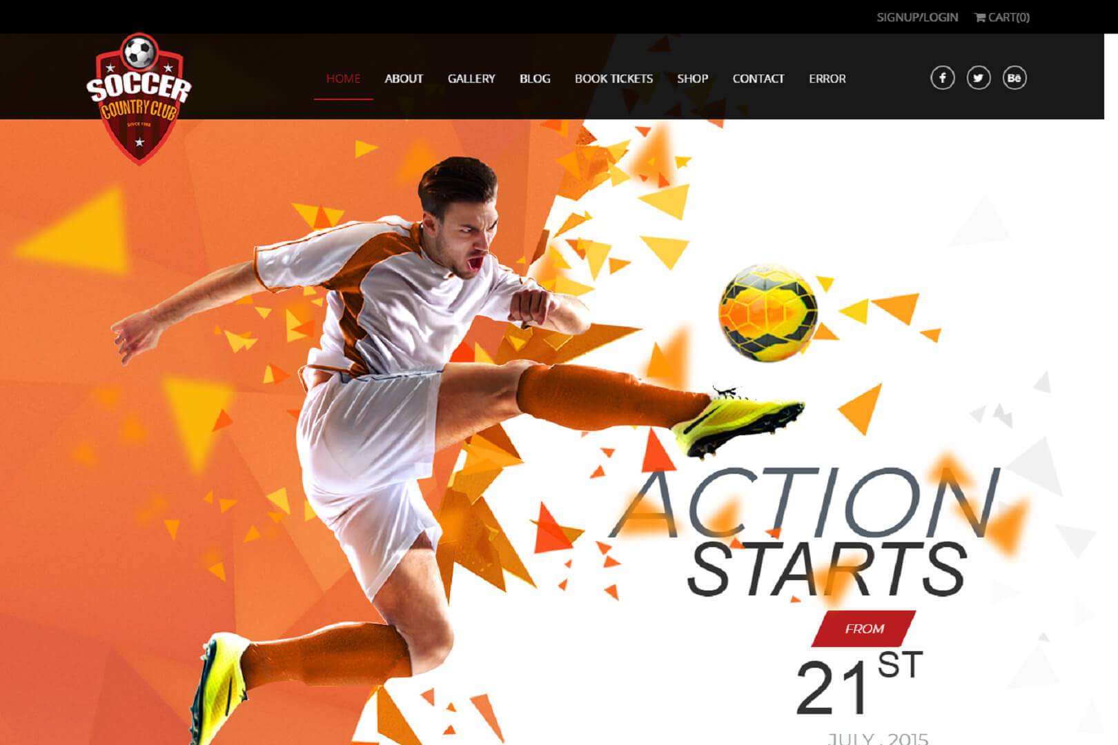 template html5 free soccer betting